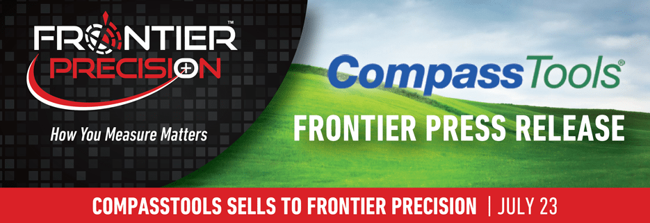 CompassTools Sells to Frontier Precision