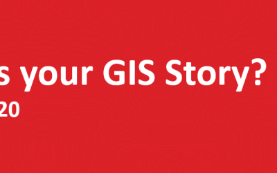 #GISDay 2020 – What is your GIS story?