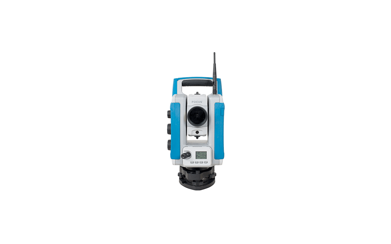 - Robotic Total Stations