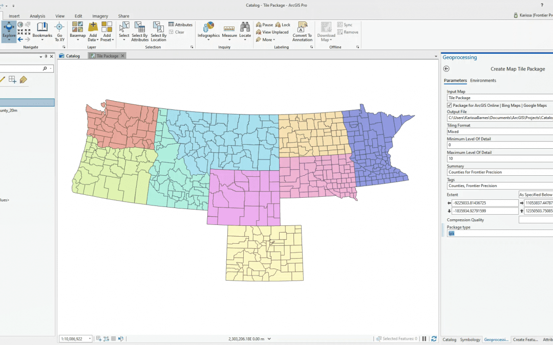 Sideloading Basemaps in Collector for ArcGIS For Offline Use
