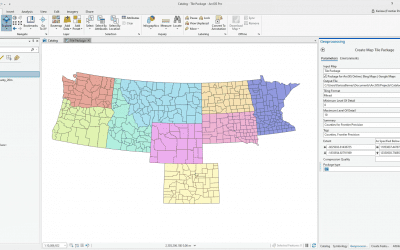 Sideloading Basemaps in Collector for ArcGIS For Offline Use