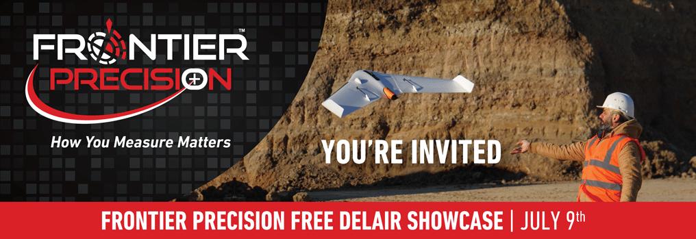 Frontier Precision FREE Delair Showcase | July 9th | Portland, OR