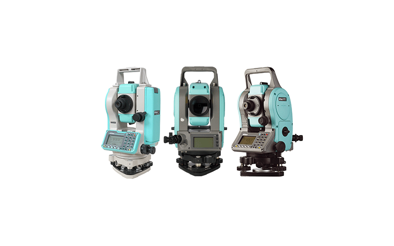 - Conventional Total Stations