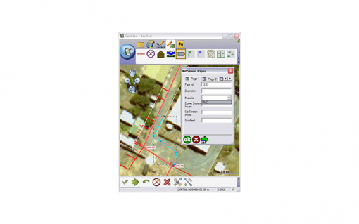 Esri Arcpad Mobile Gis Field Mapping Software