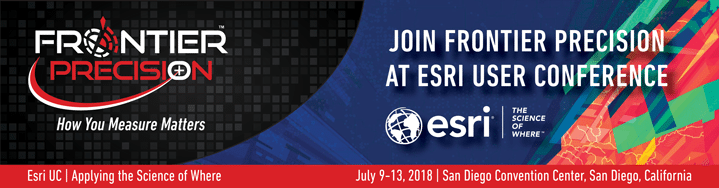 Join Us At Esri User Conference