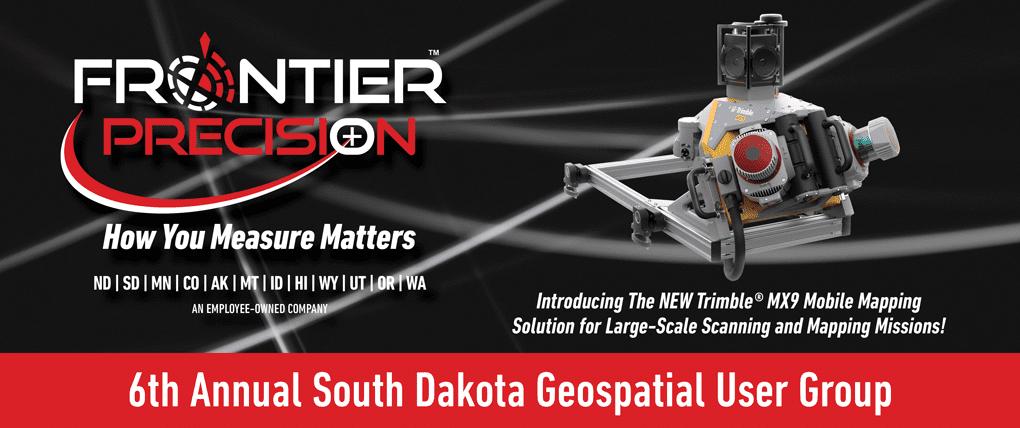 6th Annual South Dakota Geospatial User Group – Oacoma, SD