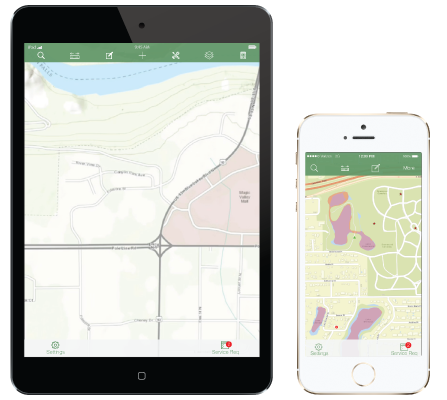 FieldSeeker GIS on your Apple iOS Device? Absolutely!