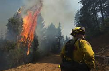 California Wildfire Season Lingers Long After Summer Ends