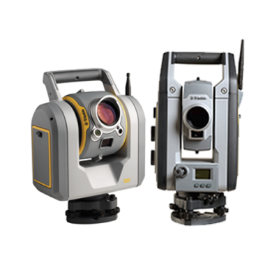 Forensic Robotic Total Stations