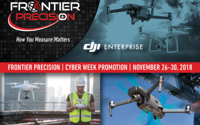 Frontier Precision Cyber Week Promotion – November 26-30, 2018