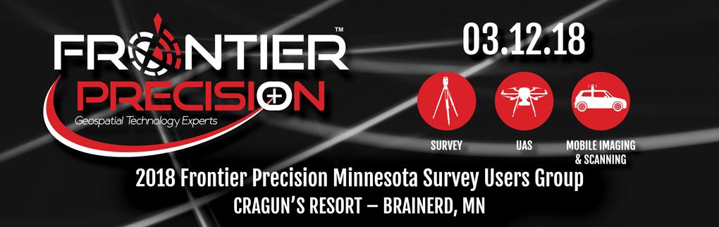 2018 Frontier Precision Minnesota Survey Users Group