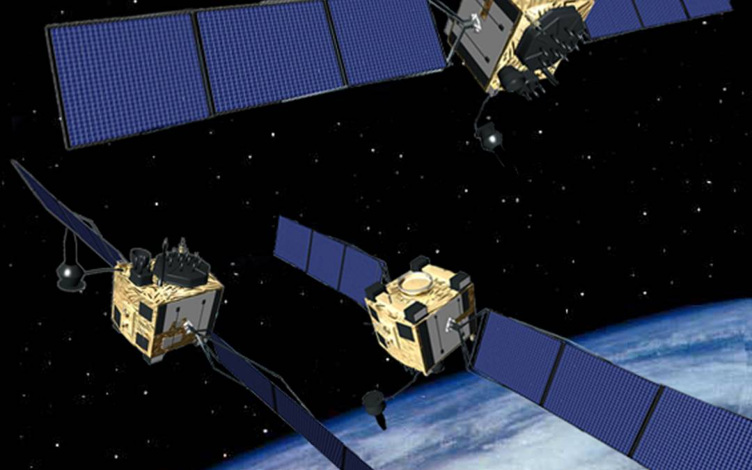 Satellites Galore! What We Launch Into Space and GPS Modernization