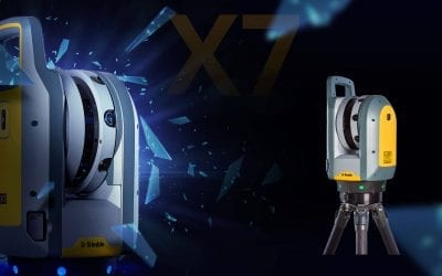 First impressions of the Trimble X7's cold weather capabilities