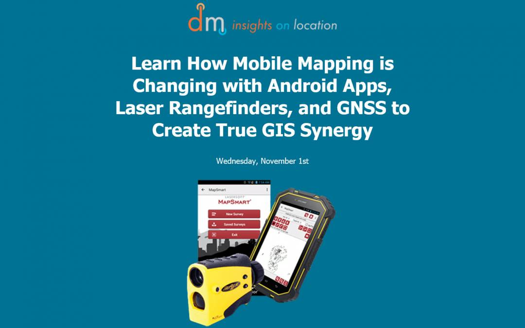 Laser Technology, Inc. Mobile Mapping Webinar
