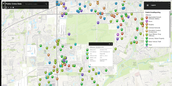 ArcGIS® Online for Local Government Part 3 of 5: Fire, Emergency Management, & Law Enforcement