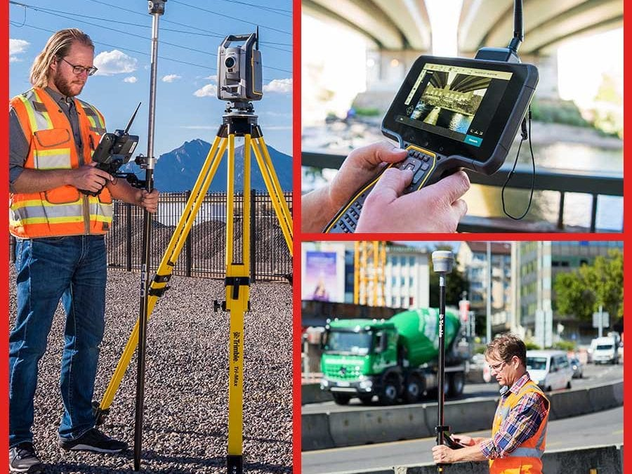 Tech Talk: Trimble Access- Staking with a Reference Alignment