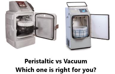 Automatic Water Sampler Comparison