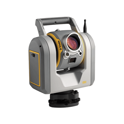 Scanning Total Stations