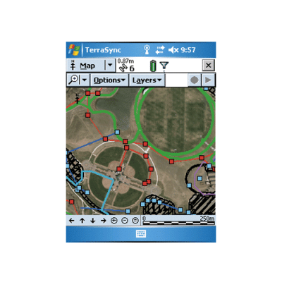 Trimble Terrasync Field Software