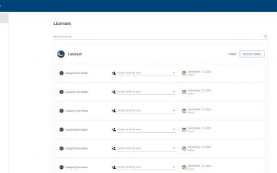 How to Manage Subscriptions and Users in Trimble License Manager
