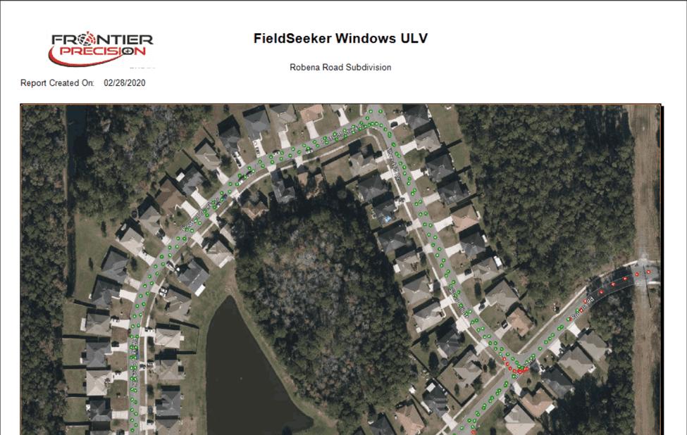 New Release – v1.9 FieldSeeker Windows ULV Adulticiding Software