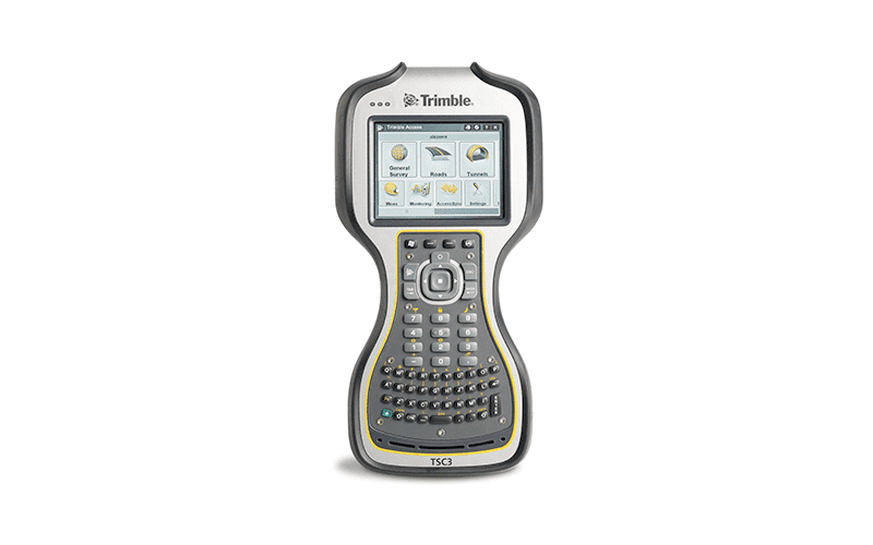 Used Trimble TSC3 Data Collectors with Access