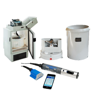 Automatic Water Samplers, Water Quality & Rainfall