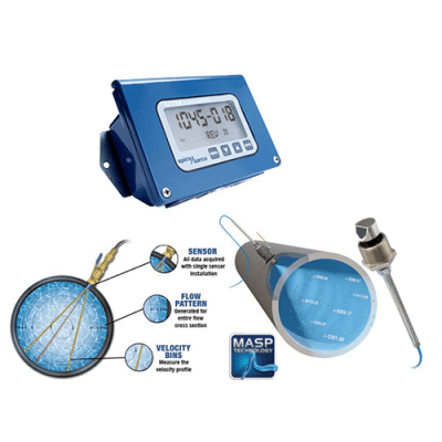 Flow Meters for Full-Pressurized Pipe Flow