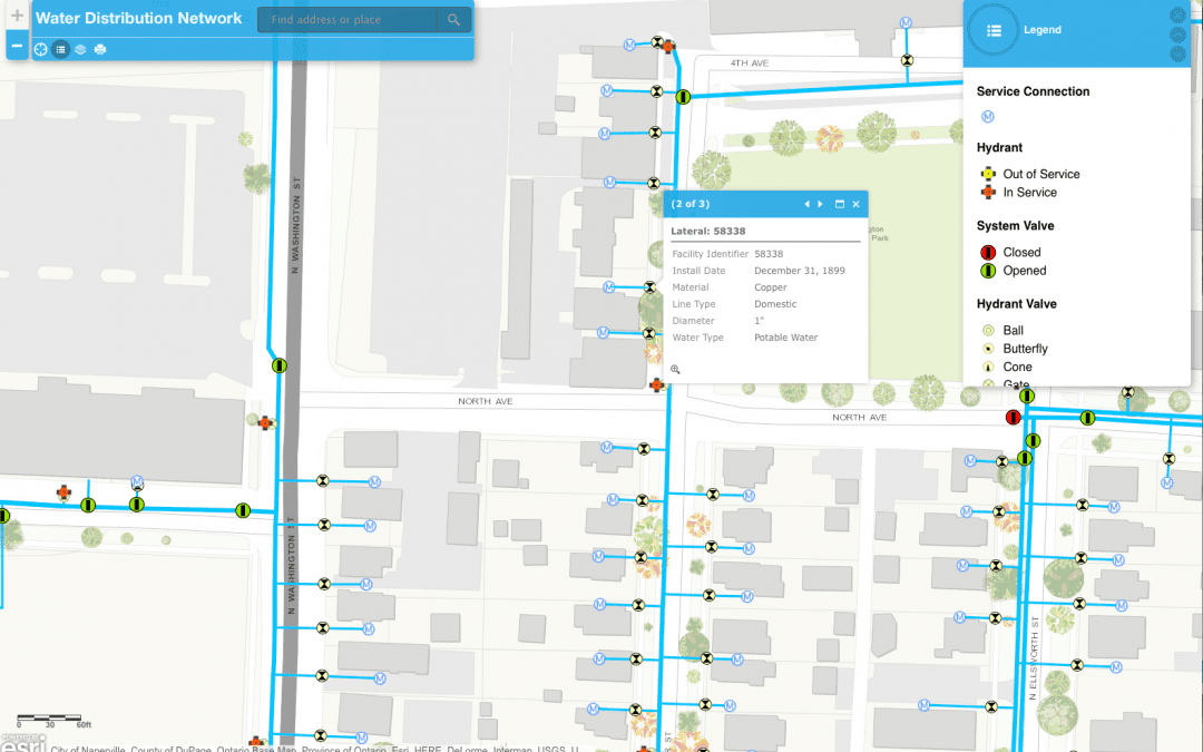 ArcGIS® Online for Local Government Part 1 of 5: Water Utilities