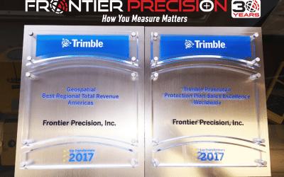 Frontier Wins Awards