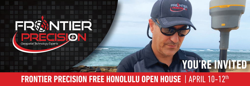 Frontier Precision FREE Honolulu Open House