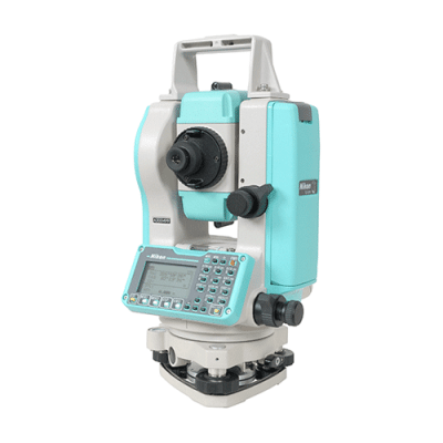 Nikon Dtm Series Total Station
